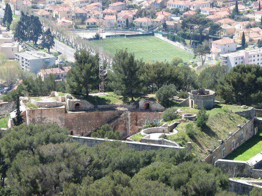 Fortification vendue à Toulon FortStAntoine3