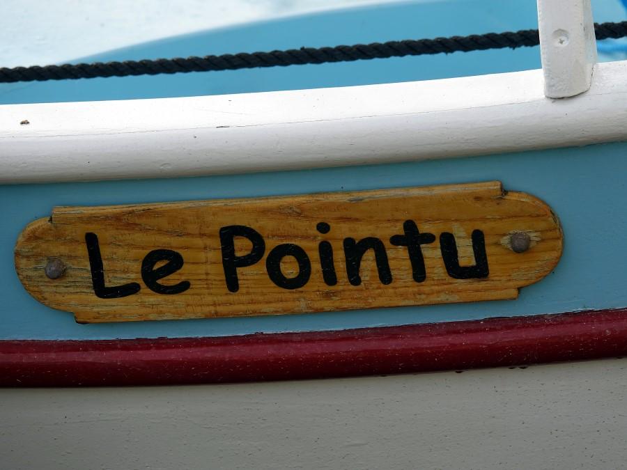 Pointus Barque De Peche De Mediterranee
